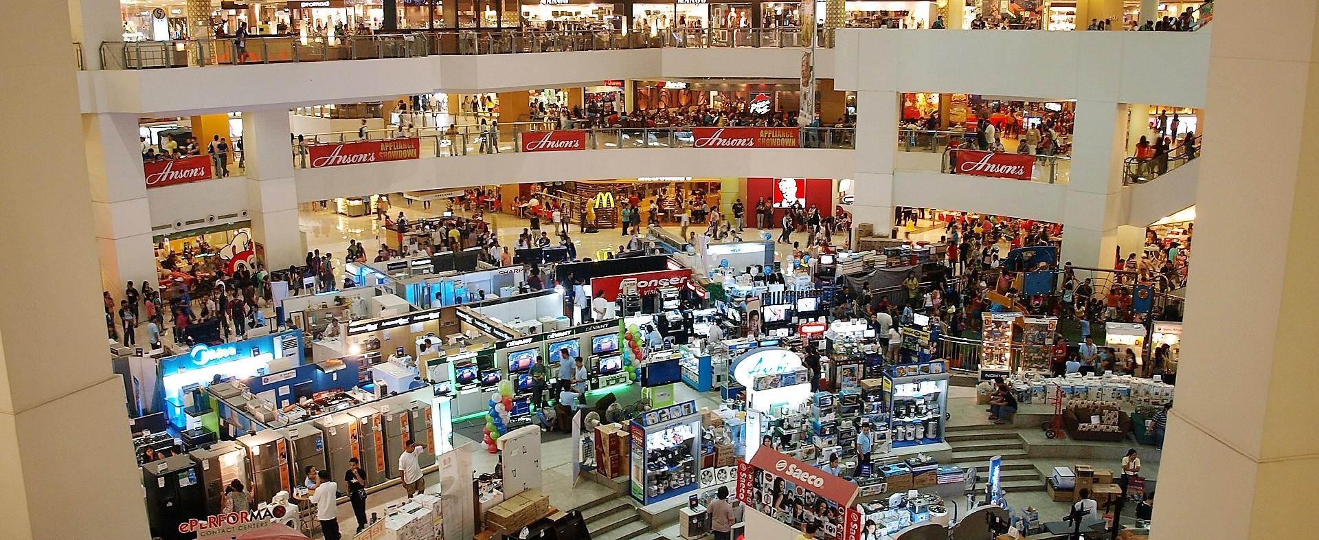 Ogłoszenie upadłości centrum handlowego Sukcesja