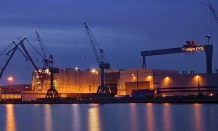 Stocznia Harland and Wolff w Belfaście zbankrutowała
