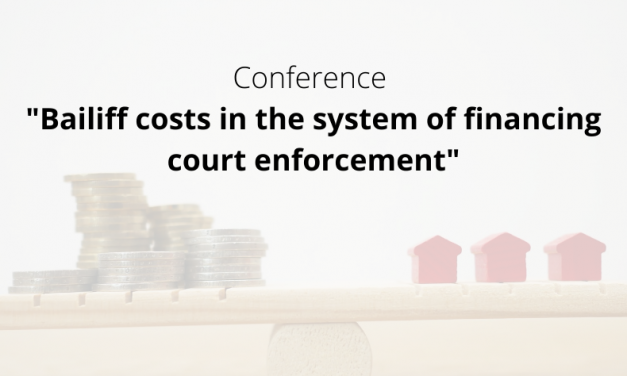 Bailiff costs in the system of financing court enforcement
